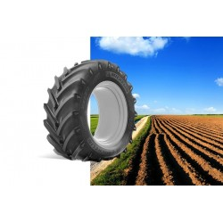 Michelin XEOBIB / Tracteurs
